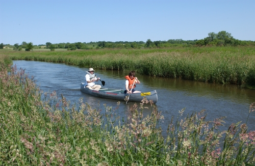 McHenry County Conservation District - Canoeing